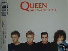 QUEEN I WANT IT ALL UK MAXI CD