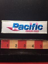 Car Race Patch - PACIFIC GRAND PRIX -Automotive Related 74A5