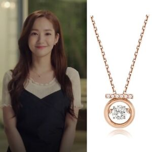 STONE HENGE D0004 Necklace Whats wrong with secretary kim Touch Your Heart kpop