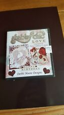 Debbi Moore Shabby Chic Love  CD ROM inspirational papercrafting