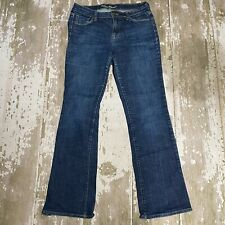 Old Navy The Sweetheart Women's Jeans Boot Cut Stretch Medium Wash Blue 6