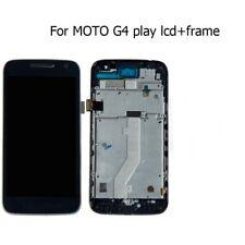 MOTOROLA MOTO G4 PLAY XT1604 XT1607 LCD DISPLAY+TOUCH SCREEN DIGITIZER W FRAME