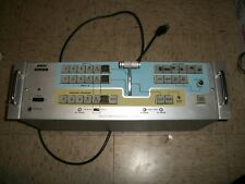 Panasonic WJ-4600A 6-Input Color Bar SEG Special Effects Generator