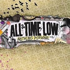 All Time Low - Nothing Personal Vinyl LP Hopeless Records