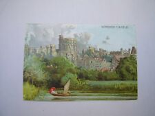 OLD COURT SIZE POSTCARD WINDSOR CASTLE