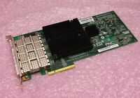 NetApp PM8003 PMC-Sierra 6086-000010-07 4-Port QSFP SAS Controller PCi-E