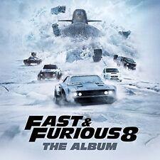 OST/FAST & FURIOUS 8:THE ALBUM  Pitbull,2 Chainz, Wiz Khalifa CD NEU
