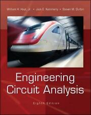 Engineering Circuit Analysis by Hayt 8th hardcover Edition