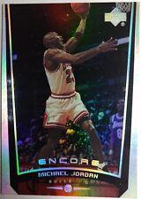 MICHAEL JORDAN 1998 UPPER DECK ENCORE #106 HOLOFOIL REFRACTOR LIKE CARD BULLS MJ