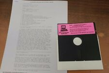 "VTG Commander Keen #4 For IBM PC/XT/286/386/486 And Compatible 5 1/4"" Diskette"