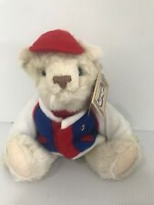 Bialosky Bear Baseball Charlie Vintage 1995 treasury collectible bear 9� New