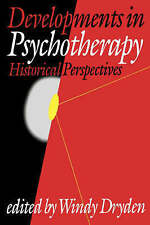 Developments in Psychotherapy: Historical Perspectives-ExLibrary