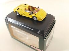 Detail Cars Art. 112 Lamborghini Diablo Roadster Yellow 1/43 boîte/ Boxed MIB