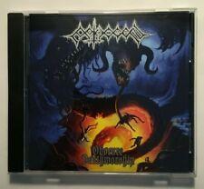 PATHOGEN - Obscure Deathworship (gold) CD Death Metal New
