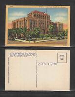 1950s MARICOPA COUNTY COURT HOUSE PHOENIX ARIZONA POSTCARD
