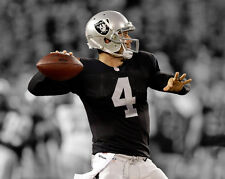Oakland Raiders DEREK CARR Glossy 8x10 Photo Spotlight Print Poster