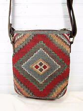 Hand Bag Crossbody Style Tapestry Jacquard Izmir  Pattern