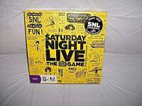Saturday Night Live board game New Still Sealed English FREE Shipping