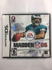 Madden NFL 06 Nintendo DS