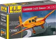 Heller 1/72 Model Kit 80208 Caudron C.635 Simoun