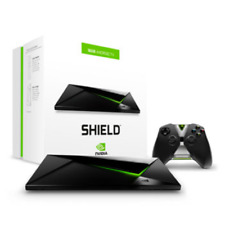 NVIDIA SHIELD TV Console 16GB Android Gaming Console Box Controller PC, NEW