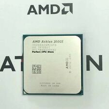 AMD Athlon 200GE 3.2GHz 6M 2 Core 4 Thread Socket AM4 CPU with AMD Radeon Vega 3