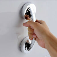 Duschgriff Sauggriff Halte Griff Dusch Kunststoff Toilette Saugnapf Wannengriff