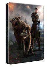 Elder Scrolls Online Morrowind Steelbook Case No Game Included PS4/Xbox One/Mac