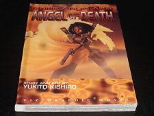 BATTLE ANGEL ALITA ANGEL OF DEATH Vol.6 Book Manga Graphic Novel Comic