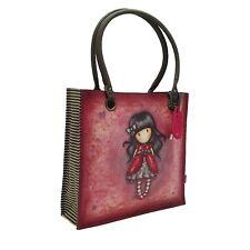 GORJUSS Santoro Large Coated Shopper Bag - Ladybird 291GJ09 *OFFICIAL STOCKIST