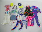 Doll Clothes Barbie Vtg 1990s Teacher Dress Atlanta Olympic Track Suit Bag 14pcs