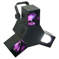 Beamz LED Triple Flex Jeu de Lumières LED 8 canaux DMX