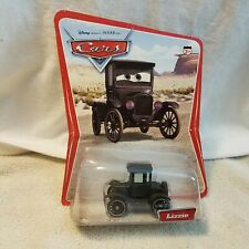 DISNEY PIXAR CARS LIZZIE FIRST EDITION DESERT CARD 2005 new in package