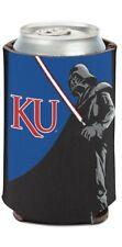 Kansas Jayhawks Ncaa Can Holder Cooler Bottle Sleeve Star Wars Team Darth Vader