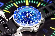 New Deep Blue Juggernaut IV Swiss Automatic Sapphire Crystal 300m Mens Watch