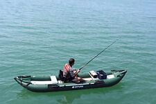 Kayak Rod il massimo Kayak canna da pesca portatile leggero ma forte di carbonio