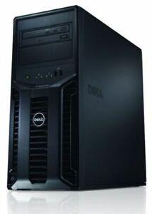 Dell PowerEdge T110 II Tower i3-2100 3.1ghz / 16gb / 1TB SATA / DVD