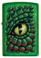 ZIPPO Dragon Eye Drachenauge grün Feuerzeug - Neuheit 2020 - 60004823
