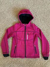 Snozu Jacket Size Youth Large (14-16) Magenta