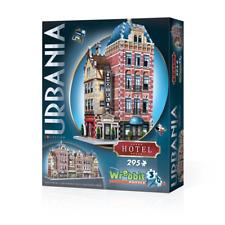 WREBBIT 3D JIGSAW PUZZLE URBANIA COLLECTION - HOTEL 295 PCS #W3D-0501