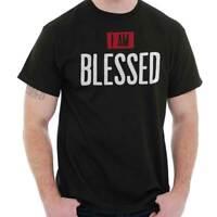 I Am Blessed Christian Religious Jesus Christ God T Shirt