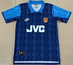 1994 Arsenal Retro Soccer Jersey