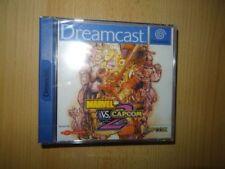 Videogiochi Capcom a lotta e la sega dreamcast