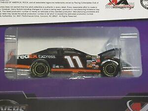 Denny Hamlin #11 FedEx Express 2007 Monte Carlo SS Lemited Edition 1:64