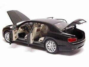 1/18 KYOSHO Bentley Flying Spur ONYX BLACK ITEM:8891NX