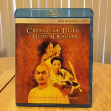 Crouching Tiger, Hidden Dragon, Blu-ray Disc, Like New