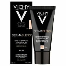 Vichy Dermablend Fluid Corrective Foundation 16HR /15 Opal, 30ml - 100%GENUINE!