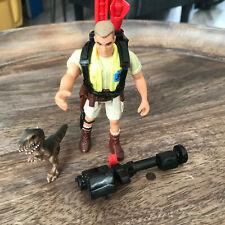 Vintage Jurassic Park Robert Muldoon Action Figure Kenner 1993 100% Complete