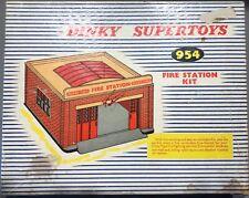 Dinky Supertoys Fire Station Kit #954 UNASSEMBLED! 'Sullys Hobbies'