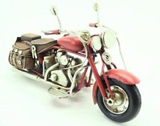 More details for vintage motorcycle metal model crafts decoration ornament father gift ornament